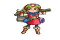 "PS Vita - ""Dragon Quest Builders - Artworks""-Screenshot"