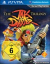 Jak and Daxter Trilogy Boxart