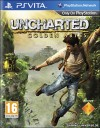 Uncharted: Golden Abyss Boxart