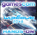 Zur WipEout 2048 Screengalerie